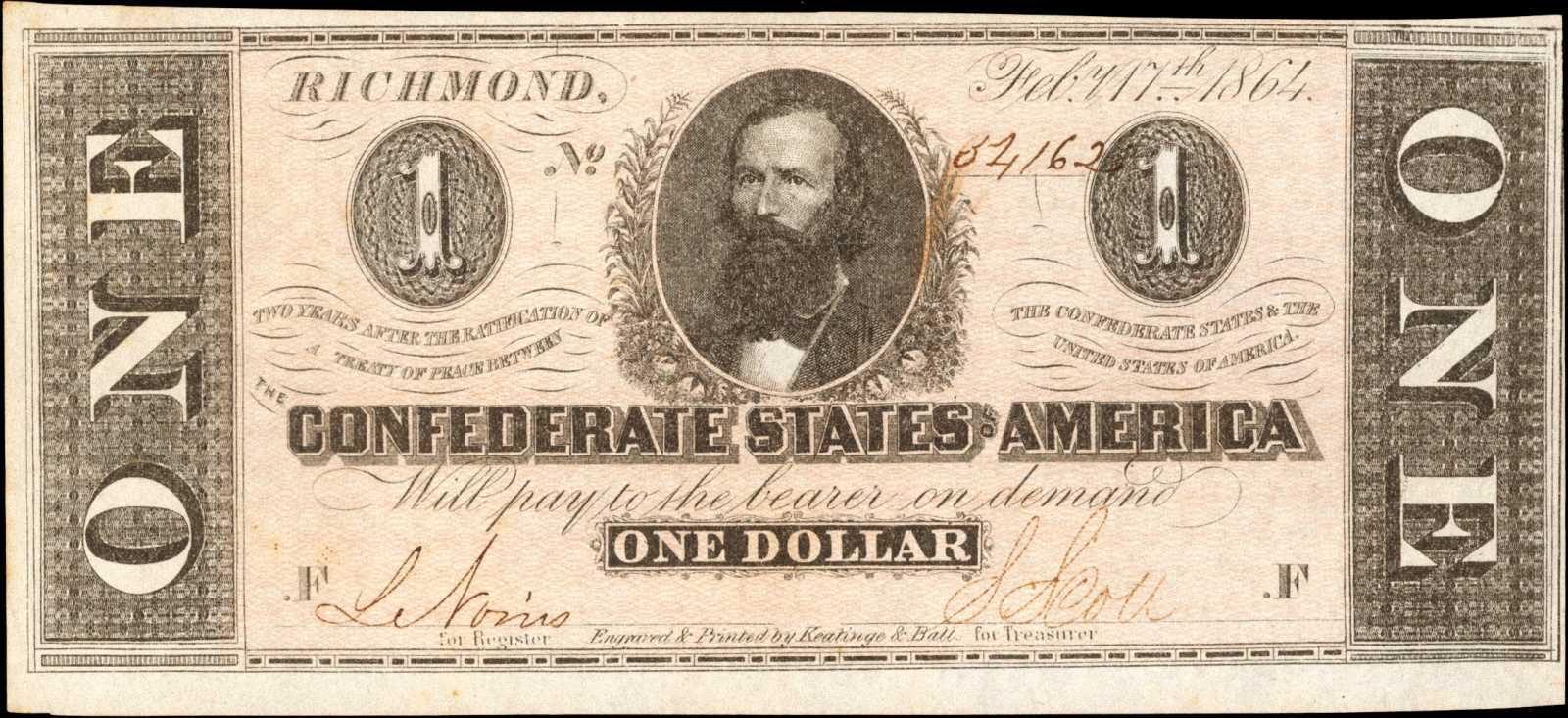 Values Of Old Confederate Money Paper Money Buyers