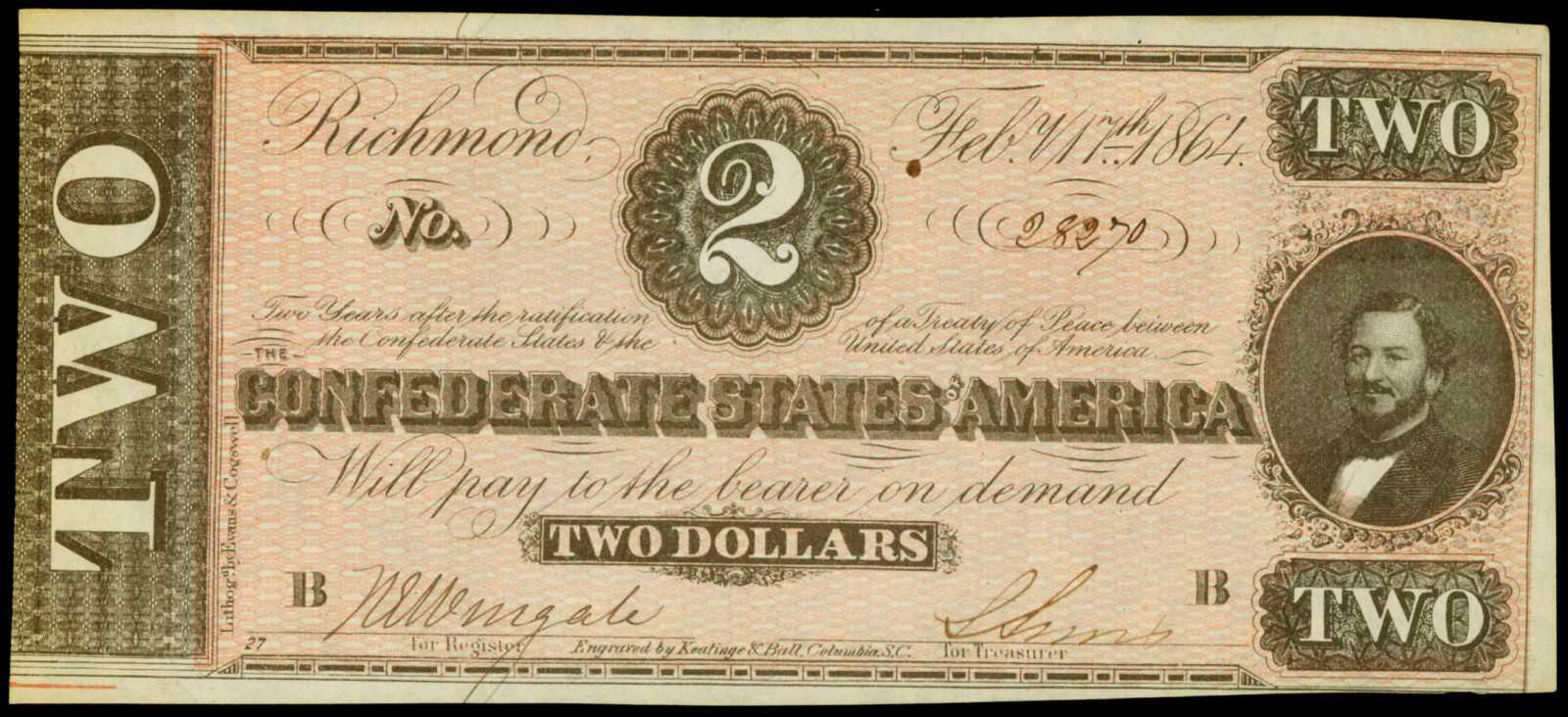 Values of Old Confederate Money Paper Money Buyers coins